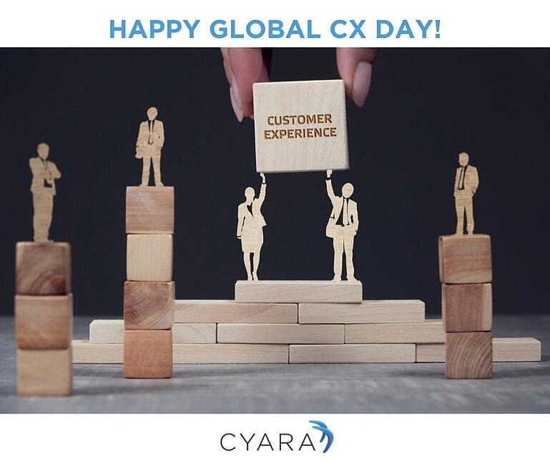 HAPPY GLOBAL CX DAY!