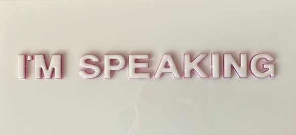 im-speaking